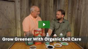 Organic Soil Care