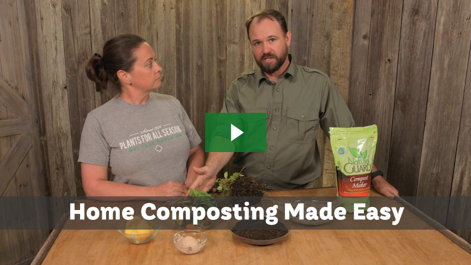 Home Composting Easy As 1-2