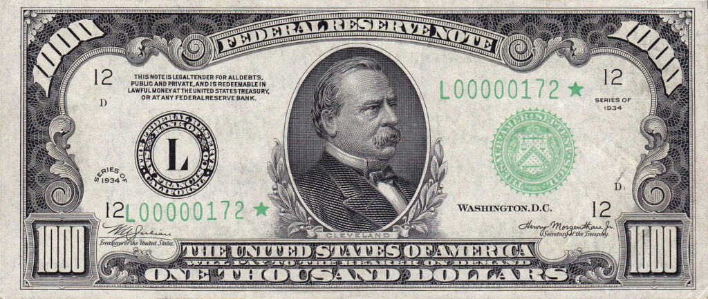 $1000 Dollar Contest