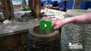 How to fix a disappearing fountain