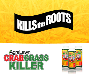 AgraLawn Crabgrass Killer